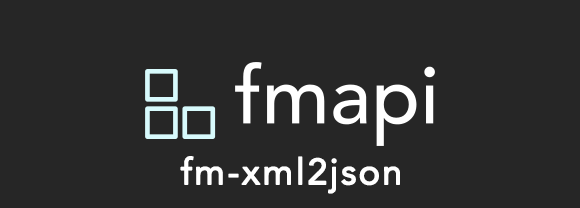An XML Parser that converts XML into JSON on the FileMaker Pro Platform.